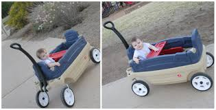 wagon baby step2 touring wagon review