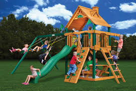 Lowes Swing Outdoor Playset Swing Gorilla Playset Lowes Wooden Swing