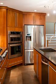 what color tile goes with brown cabinets 50 popular brown granite kitchen countertops design ideas