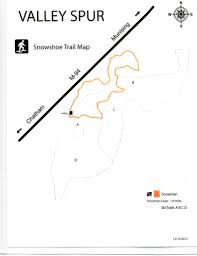 Maps Coaching Trail Maps Valley Spur