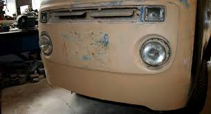 Shaping Priming And Painting Your Volkswagen Camper T2 Bay Window Van