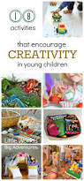 18 activities that encourage creativity in young children little