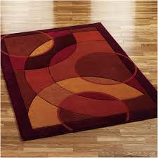 Contemporary Modern Area Rugs Bedroom Maroon Area Rugs Impressive Formidable Decorations