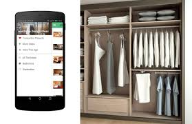 wardrobe design ideas android apps on google play