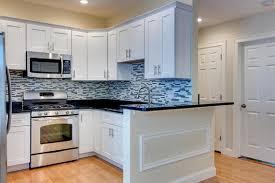 White Kitchen Designs Photo Gallery Kitchen Kitchen White Maple Shaker With Black Granite