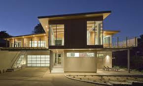 exterior home design with glass thraam com