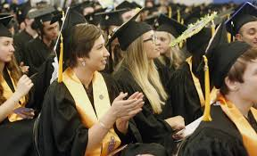 Madeline Leidy Look Who Earned Degrees Diplomas At Northampton