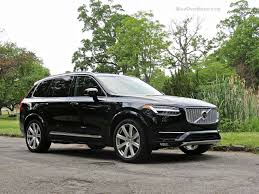 volvo minivan 2016 volvo xc90 review tell the world you u0027ve made babies in style