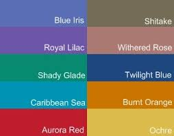 fall color palette jami ray