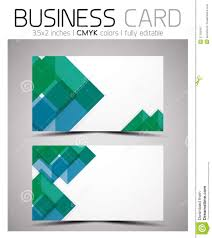Business Card Design Template Free Vector Cmyk Business Card Design Template Royalty Free Stock