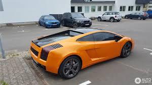 Lamborghini Gallardo Orange - lamborghini gallardo se 16 july 2016 autogespot