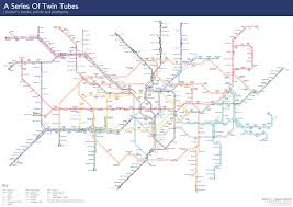 Map Of Us Time Zones by A Guide To Alternative London Tube Maps Londonist