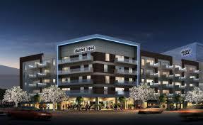 new district 1444 dallas design village project in uptown dallas