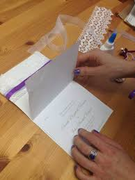 How To Make An Invitation Card Diy Vintage Wedding Invitations Tutorial The Invitation Boutique