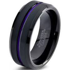 Tungsten Carbide Mens Wedding Rings by Men U0027s Wedding Bands Ring Size 11 5 Sears