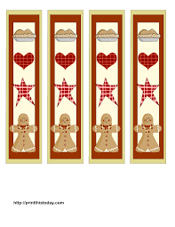 free printable christmas bookmarks print this today better to