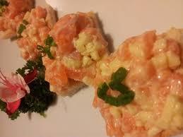 canape saumon canape saumon picture of magokoro tripadvisor