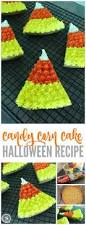 Halloween Cookie Cakes Candy Corn Cookie Cake Recipe Passion For Savings