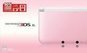target black friday 3ds nintendo amazon com nintendo 3ds xl pink white nintendo 3ds xl video games