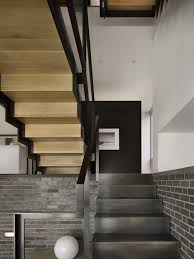 gallery of split level house qb design 10