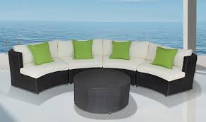 Wicker Sectional Patio Furniture by Furniture Interesting Wicker Patio Furniture For Modern Outdoor