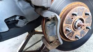 lexus rx300 cost lexus rx300 front brakes pads replacement youtube