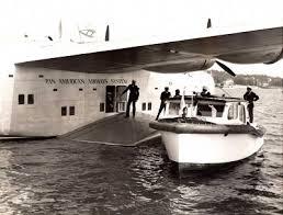 marine bureau yankee clipper delivers mail jpg