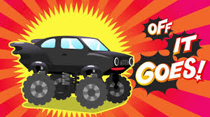 monster truck videos on youtube monster truck song for kids colors song monster trucks the