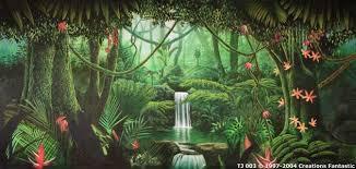 jungle backdrop tj 003 tropical jungle 3