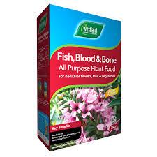 All Natural Flower Food Fish Blood And Bone Plant Food Westland Garden Health