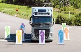 volvo lastebil volvo rapport sikkerheten til myke trafikanter må bedres