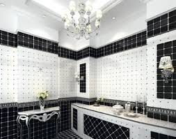 black white bathroom tiles ideas black and white bathroom tile ideas throughout bathroom