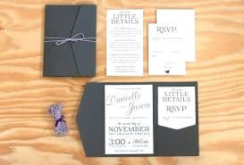 invitation pockets pocket card wedding invitations zoolook me