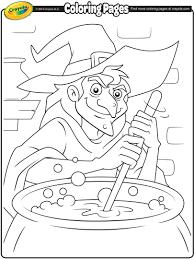cauldron halloween coloring book illustration artist jesspernacom