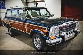 jeep wagoneer 1990 a talk with vehicle city u0027s automobile aficionado dr bobby