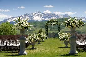 mountain wedding a rustic mountain wedding in telluride colorado brides