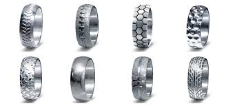 cool wedding rings images Sports themed wedding rings for men cool wedding rings for grooms jpg