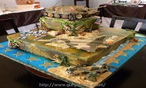 Army Themed Birthday Cake Ideas 1584