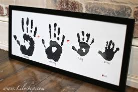 baby handprints forever lilyshop by jessie daye