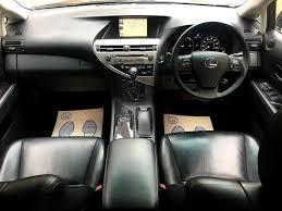 lexus glasgow service 2010 lexus rx 450h 3 5 se i station wagon cvt 5dr 2 former