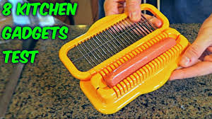 Best Kitchen Gadgets Ever 8 Kitchen Gadgets Put To The Test Youtube