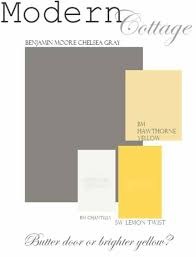 just a great color palette to use with my favorite gray chelsea