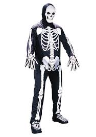 Halloween Posable Skeleton Skeleton Costume