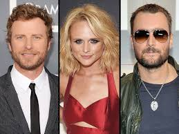 dierks bentley wedding grammy nominations in country music for 2015 miranda lambert
