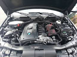 2007 bmw 335i e90 2007 e90 335i engine bay bmw