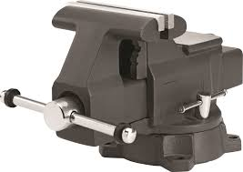 8 in swivel base bench vise princess auto