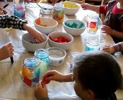 diy kids craft tissue paper lanterns u2022 badger blog