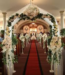 church decorations beautiful church wedding decorations church decorations we offer
