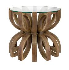 Cherry Accent Table Table Astounding International Concepts Home Accents Unfinished
