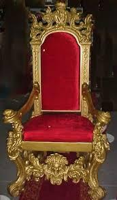 Throne Chairs For Hire Gold U0026 Purple Gothic Wedding Church King Throne Chair 999 00